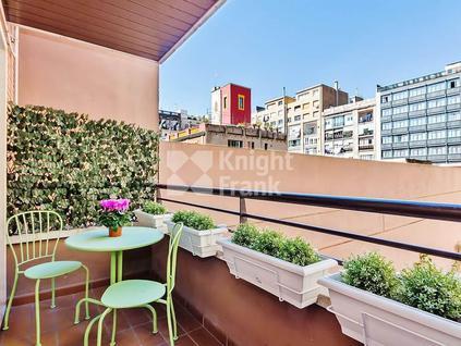 Апартаменты Апартаменты с туристической лицензией в Барселоне, id ir2038, фото 1