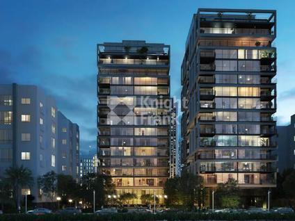 Новостройка Квартиры в новом жилом комплексе в Тель-Авиве, id ir2044, фото 1