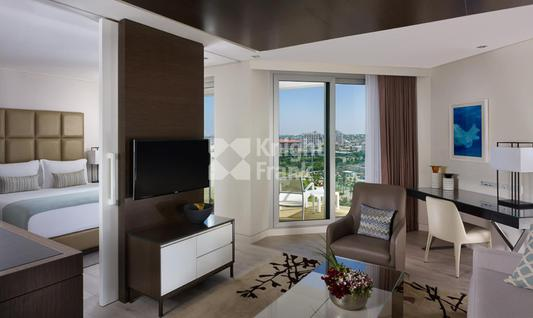 Новостройка Апартаменты в отеле Ritz-Carlton, id ir2048, фото 3