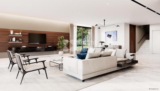 Новостройка Роскошные резиденции в новом жилом комплексе в Женеве, id ir2053, фото 4