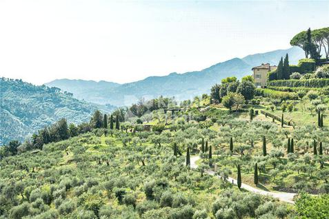 Вилла Вилла с захватывающими видами в Тоскане, id ir2060, фото 4