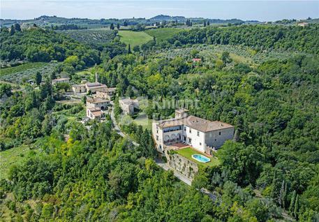 Вилла Вилла с живописными видами в Тоскане, id ir2074, фото 2
