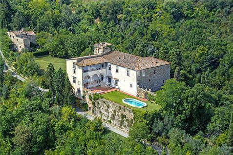 Вилла Вилла с живописными видами в Тоскане, id ir2074, фото 1