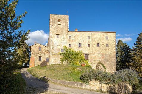 Вилла Вилла с живописными видами в Тоскане, id ir2074, фото 3