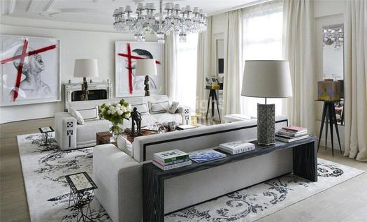 Апартаменты Роскошные апартаменты в 16-ом округе в Париже, id ir2168, фото 1