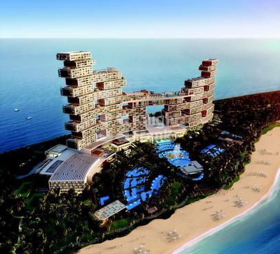Новостройка The Royal Atlantis Residences, id ir284, фото 1