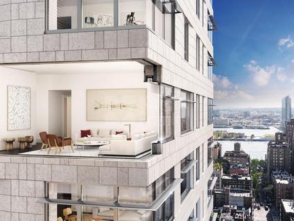 Новостройка Элитный жилой комплекс в центре Манхэттена, id ir293, фото 1