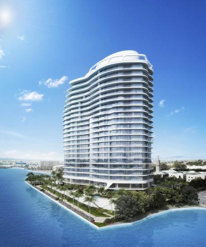 Новостройка Резиденции в Palm Beach, id ir312, фото 1