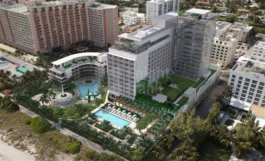 Новостройка Резиденции в Miami Beach, id ir313, фото 1