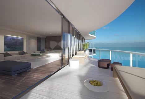 Новостройка Резиденции в Miami Beach, id ir313, фото 3