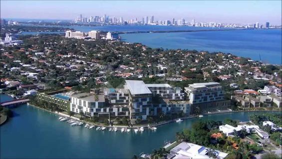 Новостройка Элитные резиденции в Miami Beach, id ir314, фото 3