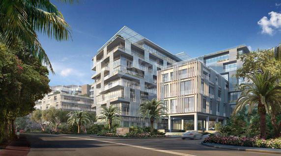 Новостройка Элитные резиденции в Miami Beach, id ir314, фото 1