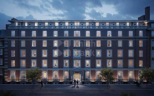 Редевелопмент Квартиры в Фицровии в Лондоне, id ir316, фото 1