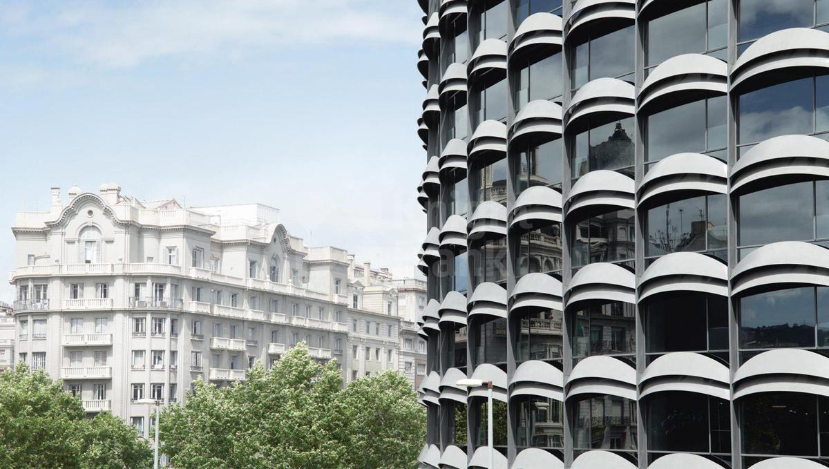 Новостройка Современный комплекс в сердце Барселоны, id ir331, фото 2