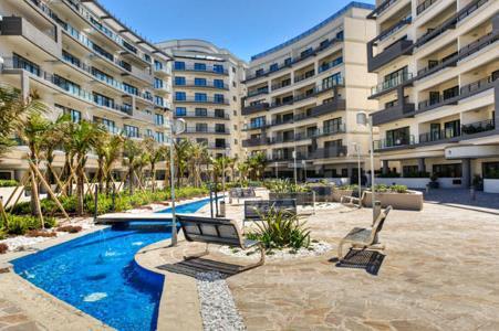 Новостройка Новый комплекс апартаментов на Мальте, id ir344, фото 1
