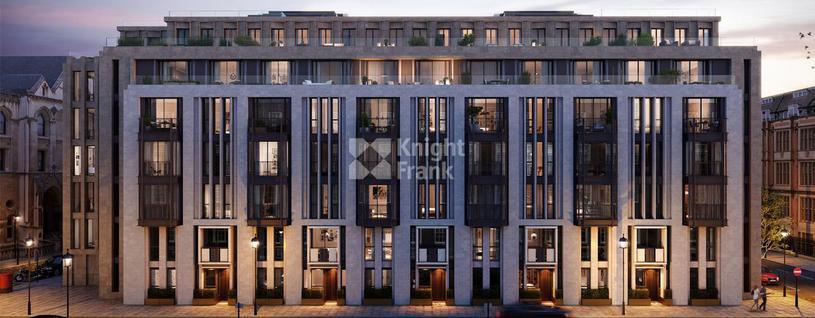 Новостройка Жилой комплекс в районе Вестминстер в Лондоне, id ir373, фото 2