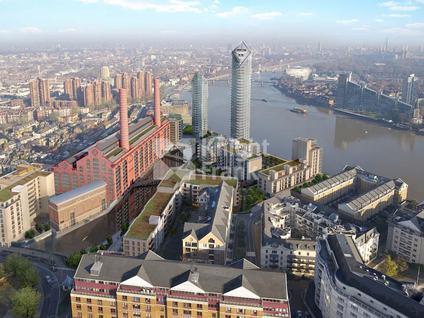 Новостройка Жилой комплекс в сердце Челси в Лондоне, id ir374, фото 1
