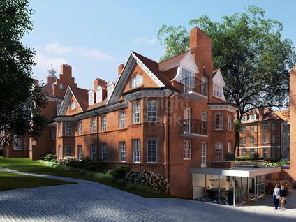 Редевелопмент Жилой комплекс в Хампстед в Лондоне, id ir375, фото 2