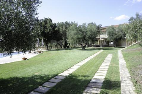 Вилла Вилла в Кастильоне делла Пеская, id ir400, фото 3