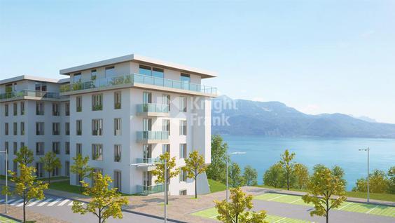 Новостройка Новая резиденция на Женевском озере, id ir441, фото 4