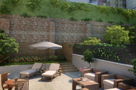 Новостройка Апартаменты в новом комплексе в центре Барселоны, id ir453, фото 2