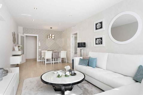 Новостройка Апартаменты в новом комплексе в центре Барселоны, id ir453, фото 4