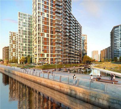 Новостройка Жилой комплекс на берегу Темзы в Лондоне, id ir58, фото 3