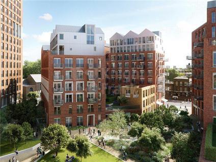 Новостройка Эксклюзивный комплекс на Воксхолл в Лондоне, id ir59, фото 1