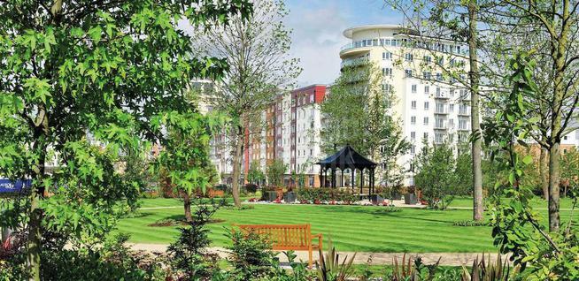 Новостройка Эксклюзивные квартиры в Лондоне, id ir60, фото 1