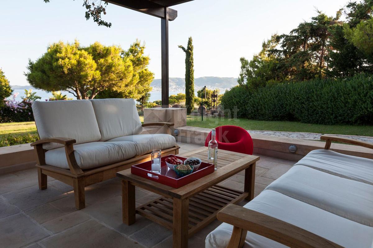 Вилла Современная вилла в Греции, id ir606, фото 8
