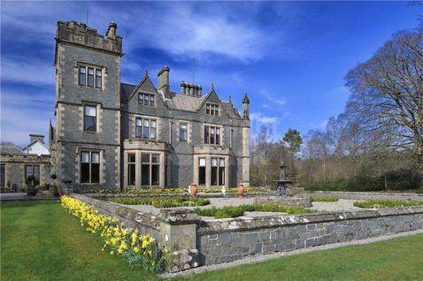 Усадьба Историческое поместье в Шотландии, Пеннингем, Ньютон Стюарт, id ir630, фото 1