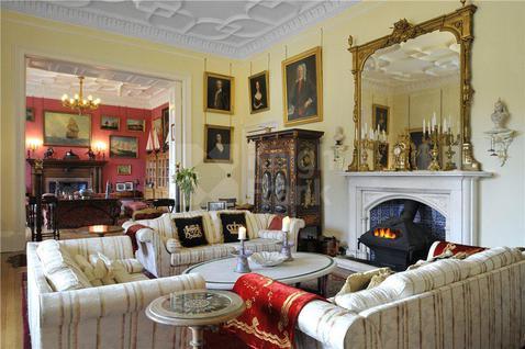 Усадьба Историческое поместье в Шотландии, Пеннингем, Ньютон Стюарт, id ir630, фото 2