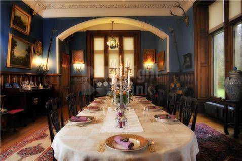 Усадьба Историческое поместье в Шотландии, Пеннингем, Ньютон Стюарт, id ir630, фото 4