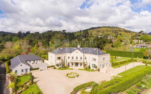Усадьба Один из самых красивых домов в стиле эпохи в Ирландии, id ir632, фото 1