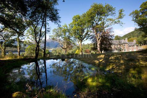 Усадьба Поместье в викторианском стиле с видом на озеро Акрей, id ir650, фото 2