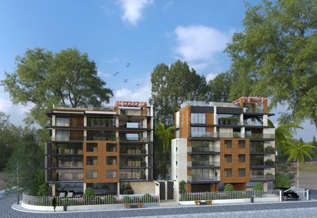 Новостройка Новый жилой комплекс в центре, id ir665, фото 1