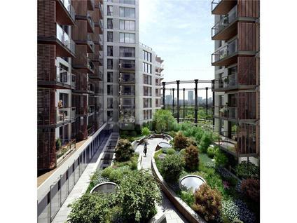 Новостройка Квартиры в новом девелопменте на Кингс Кросс в Лондоне, id ir68, фото 2