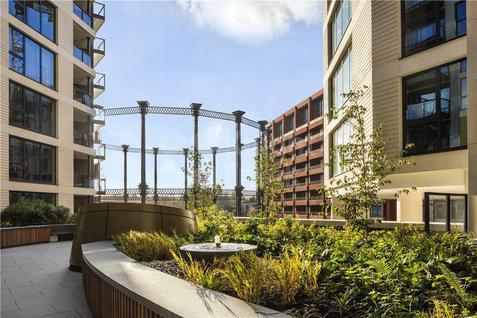 Новостройка Квартиры в новом девелопменте на Кингс Кросс в Лондоне, id ir68, фото 1