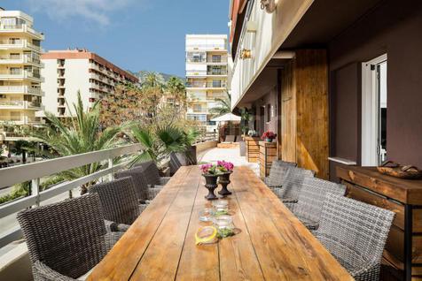 Апартаменты Апартаменты в центре Марбельи, id ir695, фото 1
