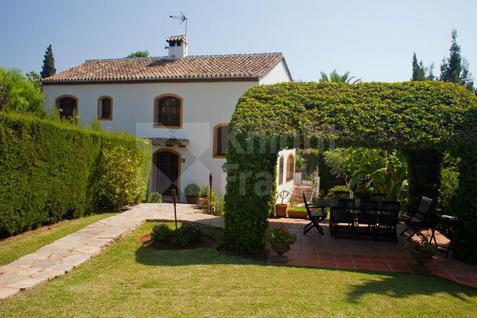 Вилла Вилла в  El Higueral, id ir699, фото 2