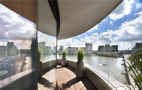 Новостройка Современные квартиры на берегу Темзы в Лондоне, id ir70, фото 4