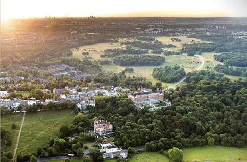 Редевелопмент Роскошные квартиры в Ричмонде в Лондоне, id ir71, фото 1