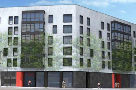 Новостройка Апартаменты в центре Барселоны, id ir712, фото 1