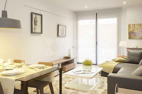 Новостройка Апартаменты в центре Барселоны, id ir712, фото 2