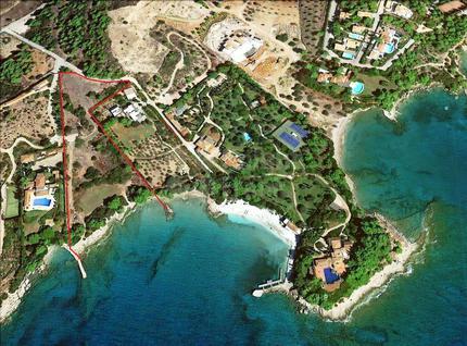 Участок Земельный участок в Порто Хели в Греции, id ir738, фото 3