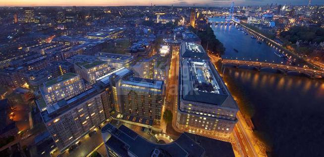 Новостройка Уникальный девелопмент в Вестминстере в Лондоне, id ir74, фото 1