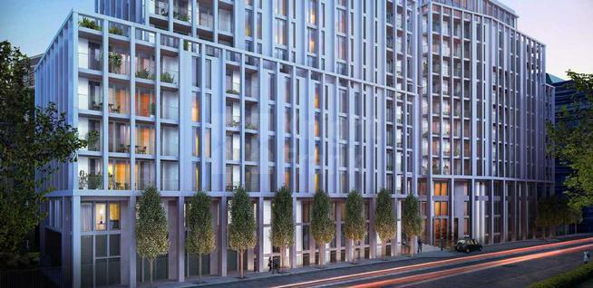 Новостройка Уникальный девелопмент в Вестминстере в Лондоне, id ir74, фото 2