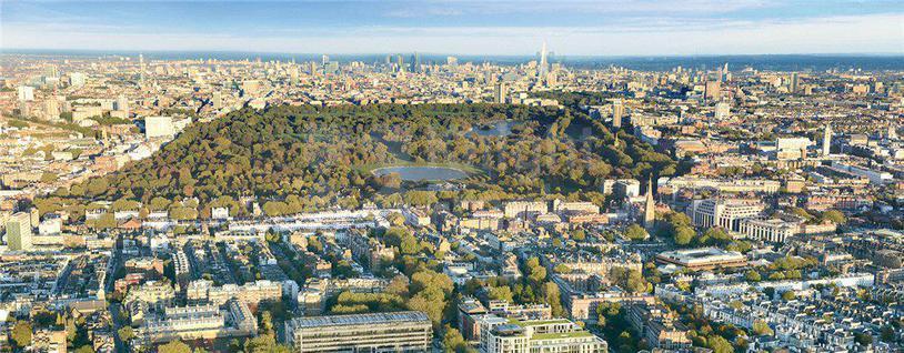 Новостройка Жилой комплекс в Кенсингтоне в Лондоне, id ir75, фото 1