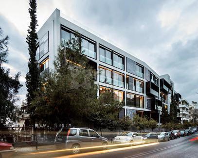 Новостройка Современный жилой комплекс в Греции, id ir755, фото 1