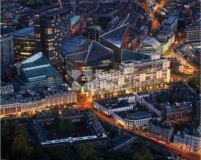 Новостройка Квартиры в изысканном девелопменте в Вестминстере в Лондоне, id ir76, фото 1